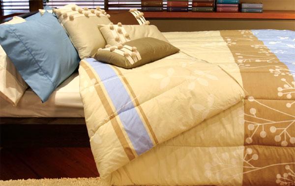 Revestir las camas 2