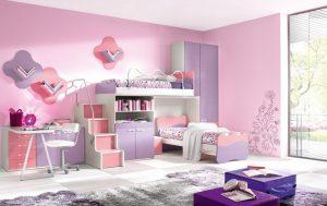 ideas decorar habitación niña