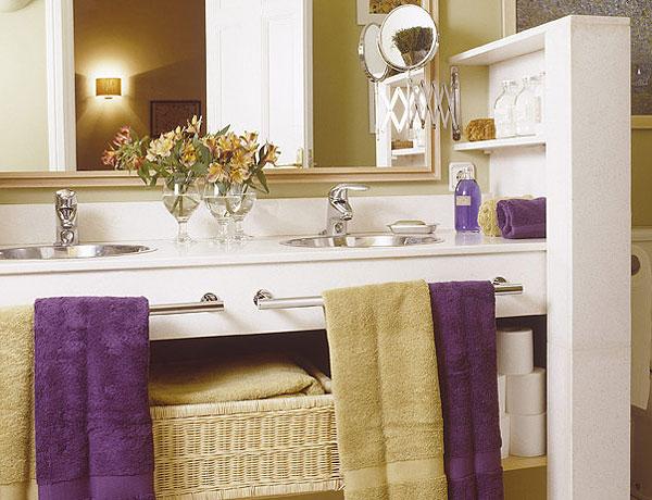 Muebles de baño alternativos