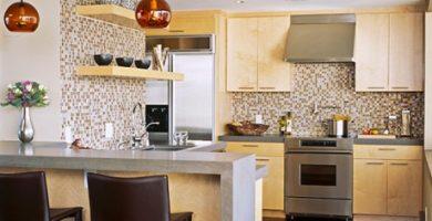 Consejos para iluminar la cocina 2