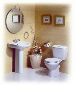 Ideas para decorar un cuarto de baño 1