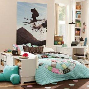 ideas para decorar habitación infantil pequeña
