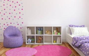 Ideas para decorar la habitación de una niña 1