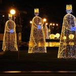 Decoraciones navideñas exteriores 4