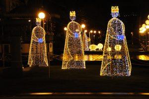 Decoraciones navideñas exteriores 1