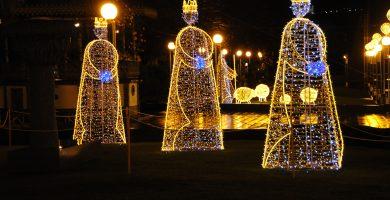 Decoraciones navide帽as exteriores 2