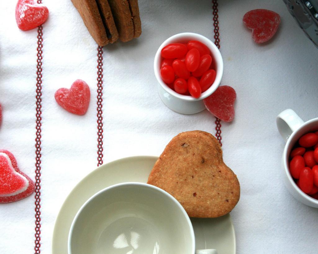 Desayunos y mesas de San Valentín