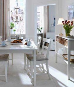 Ideas para decorar un comedor pequeño