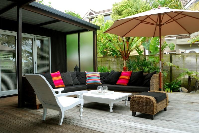 Ideas para decorar una terraza 1