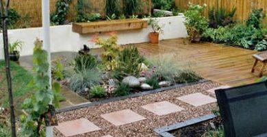 Ideas para decorar un jardín pequeño 3