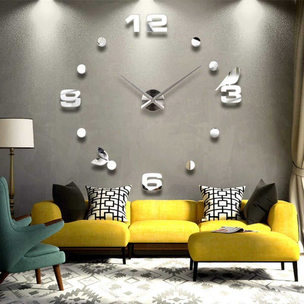 decoración reloj