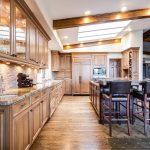La madera como tendencia de decoración de interiores 2