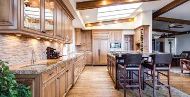 La madera como tendencia de decoración de interiores 4