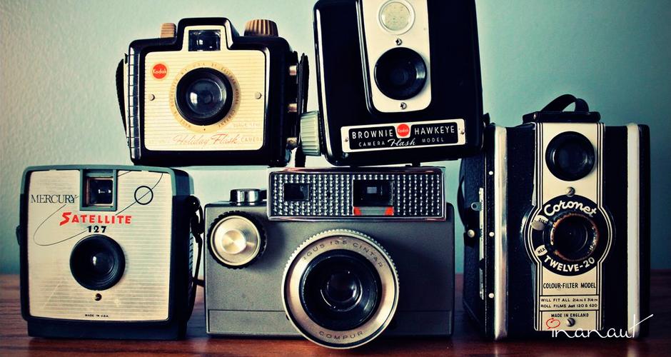 Camaras fotográficas vintage