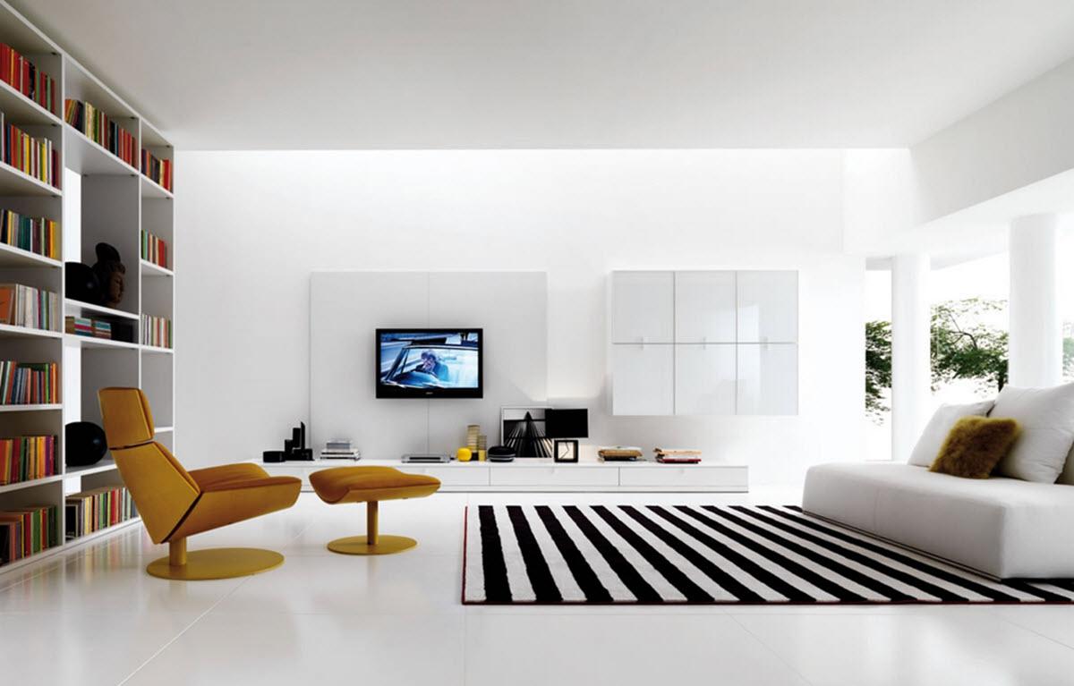 Decoracion espacio minimalista