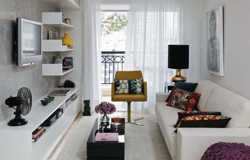 apartamento pequeño blancl