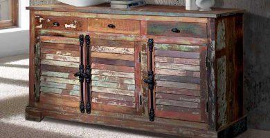 muebles vintage madera reciclada