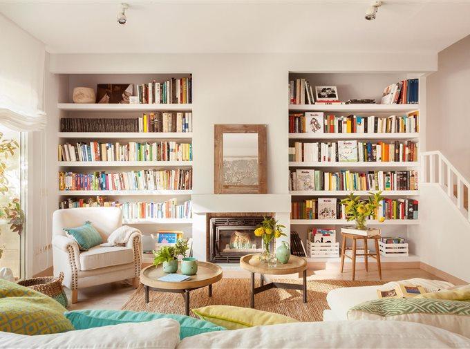 Librería accesorios sillon