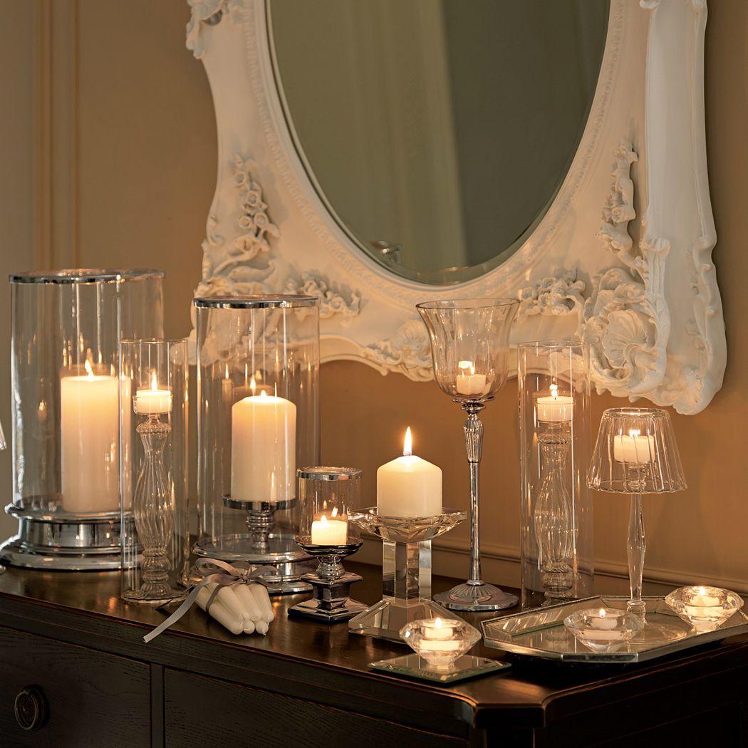 Accesorios decorativos velas