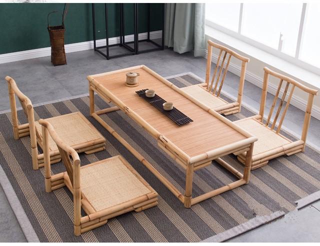 ¿Por qué usar muebles de bambú para decorar?