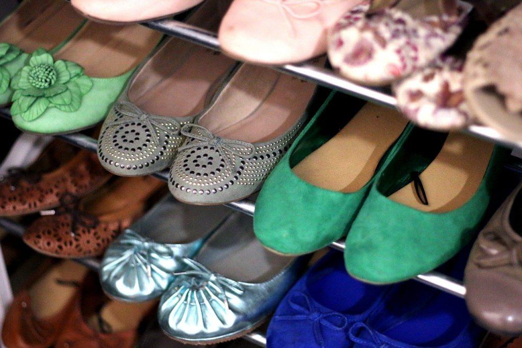 Cómo lograr que tus zapatos estén ordenado