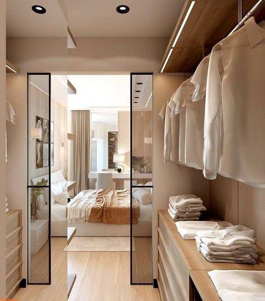 dormitorio baño decoracion blanca