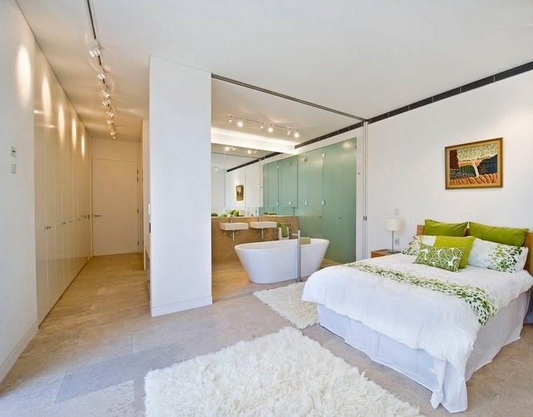 baño decoracion dormitorio innovador