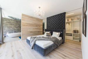 baño integrado dormitorio decoracion